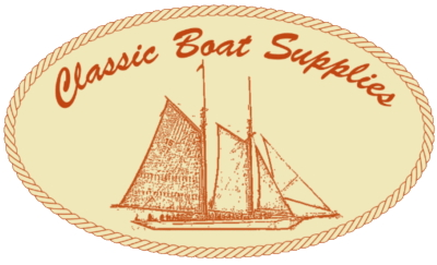 Rope & hardware for classic & wooden boats